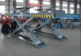 Two Post Auto Car Scissor Lift with CE