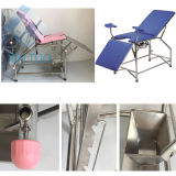 Surgical Chair Table Hospital Table Operation Portable Gynecology