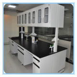 2015 New Cheap High Quality Stainless Steel Wooden Lab Bench