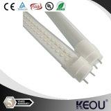 Glass Plastic Aluminum LED Tube Light 120cm 1.2m