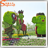 Hot Sale Garden Decorative Artificial Ornamental Topiary Plants