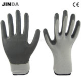 Nitrile Coated Labor Protective Industrial Working Gloves (NS001)