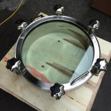 D450mm Stainless Steel Handle Pressure Circle Manhole Covers