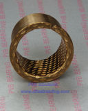 Flanged Bronze Rolled Bearing (WF-WB800)
