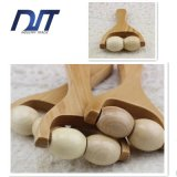 Factory Direct Popular Fashion Handheld Wood Portable Massager