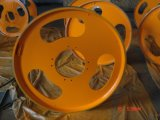 Casting and Machining for Timing Pulley