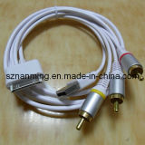 Component Video Cable for iPhone4 / iPad