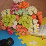Hot Sale Handmade Flowers for Home Decoration