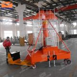 Mobile Portable Telescopic Ladder Lifts Table for Sale