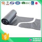 Plastic Disposable Garbage Trash Bag with Tie Handle
