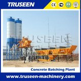Hzs35 Concrete Batching Plant Used in Road, Bridge and Railway Construction