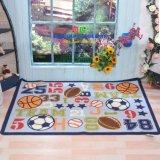 Nylon Printing Carpet Child, Kids Play Mat