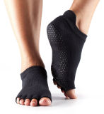 Low Cut with Five Toe Trampoline Jump Socks Non-Slip Yago Socks