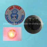 Flashing LED Pin Badge for Promotion or Souvenier (Ele-P025)