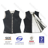 2mm Neoprene Ladies Sleeveless Vest with Zipper