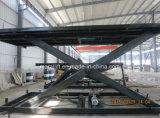 Cargo Loading Scissor Lift Table