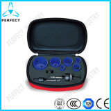 9PCS Bi-Metal Hole Saw Kits in Canvas Case