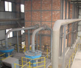 Energy Efficient Diffusion-Type Pulverized Coal Furnace