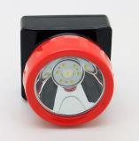 Kl3lmb Bright! Kl3lmb 2.8ah Li Ion CE Certificate 1W LED Light Wireless Corless Mining Headlamp (KL3LMB)