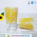 High Quality Drinking Cup Fruit Juice Glass for Drinking