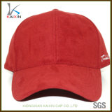 Cheap 6 Panel Suede Blank Baseball Cap Promotional