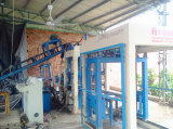 HYM Concrete Block Making Machine Qt4-15 Hollow Block Making Machine (QT4-15)