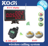 CE Certificate Digital Restaurant Call Paging System