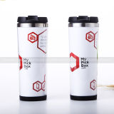 Stainless Steel Promotional Mug with Insert Paper