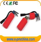 Creative Fire Extinguisher USB Flash Drive Customized PVC Pen Drive (EP285)