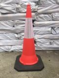 100cm PE Road Safety Cone