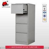 Grey Color Vertical File Storage Vertical Drawer Cabinet
