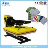 Clamshell Heat Press T-Shirt Digital Transfer Sublimation Machine