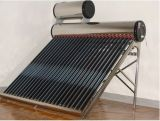 Stainless Seel Unpressurized Solar Water Heater