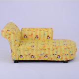 Modern Luxury House Furniture Recliner Children Leather Sofa (SXBB-60-02)