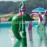 Dolphin Spray Made of Fiberglass (WP-008)