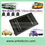 4 Channel 4G 3G WiFi GPS Black Box Mobile DVR for Car Monitoring