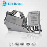 Volute Press Sludge Dewatering Machine for Printing and Dyeing Better Than Belt Press