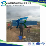 High Performance Integreted Sewage Treatment Device (under ground type)