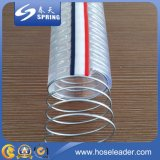 Clear PVC Steel Wire Reinforced Hose for Agriculture