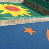 EPDM Rubber Granule High Flexibility for Playground