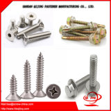 Machine Screw, Hexagon Head Self Tapping Screw Bolt, Drywall Screw, Wood Screw, Self Drilling Screw,