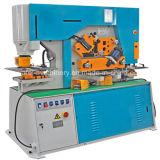 Hydraulic Ironworker Machine /Stamping /Cutting /Notching Q35y-16