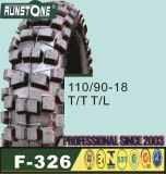 Fashion Pattern Cross Country Tyre 110/90-18