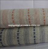Yarn Dyed Cotton Dobby Pique Stripe Fabric (LZ652)