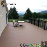 Brown Color Solid Outdoor Product WPC Decking with CE