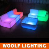 LED Sofa/Holiday Sofa/2015 New Hot Sale RGB Sofa