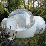 Durable 0.55PVC Tarpaulin Outdoor Camping Inflatable Clear Air Dome Tent