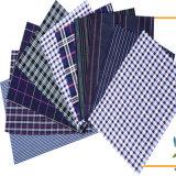 100% Cotton Yarn-Dyed Shirting Fabric