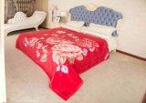 Raschel Mink Wool Blanket (MQ-RW-010)