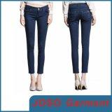 Women Skinny Ankle Denim Jeans (JC1144)